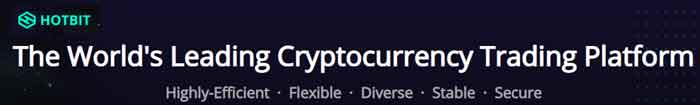 The World;s Leading Cryptocurrency Trading Platform