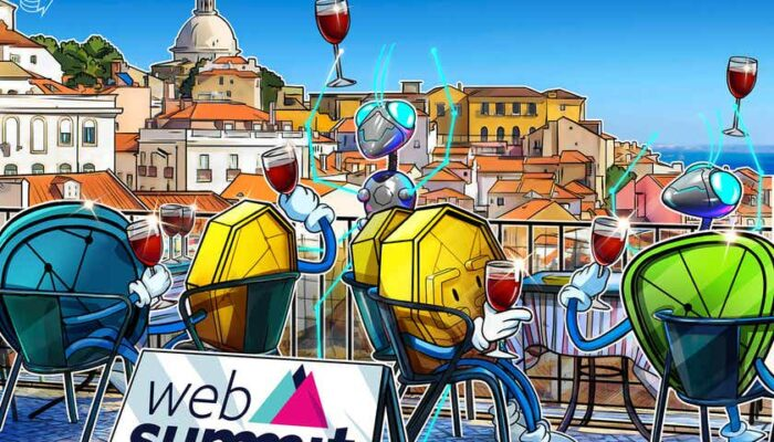 Web Summit returns in-person event to delve into crypto
